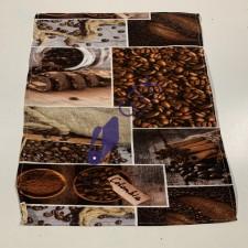 Полотенце кухонное вафельное 35х70 (035022)