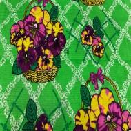 Ткань полотенечная вафельная набивная 45 (050624)