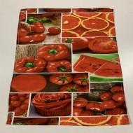 Полотенце кухонное вафельное 35х70 (035011)