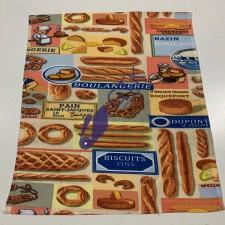 Полотенце кухонное вафельное 35х70 (035017)