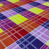 Ткань полотенечная вафельная набивная 45 (050158)