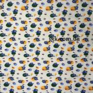 Фланель белоземельная, детская ш.180 (030433)