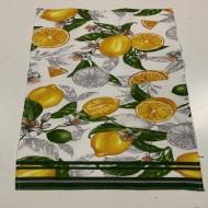 Полотенце кухонное вафельное 35х70 (035004)