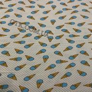 Фланель белоземельная, детская ш.180 (030143)