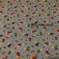 Фланель белоземельная, детская ш.180 (030681)