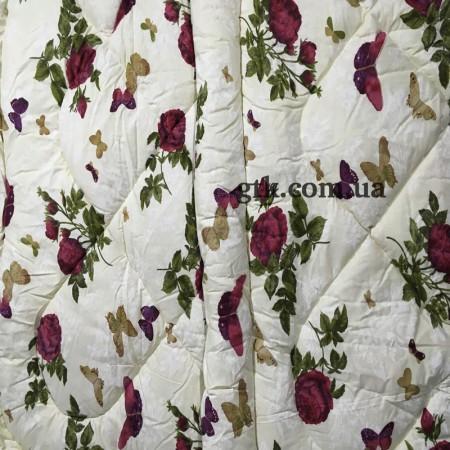 Одеяло шерстяное двуспальное (019233)