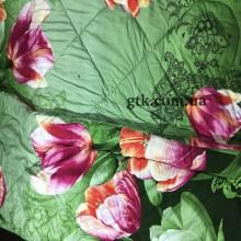 Одеяло ватное полуторное (019198)