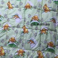 Одеяло шерстяное детское (019258)