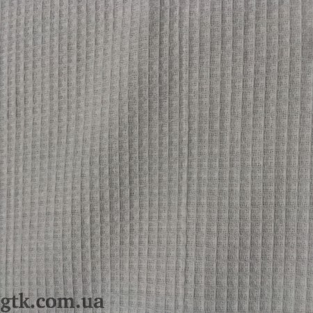 Ткань полотенечная вафельная отбеленная 45 (050161)