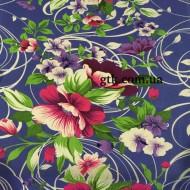 Ткань полотенечная вафельная набивная 45 (050630)