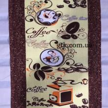 Ткань полотенечная вафельная набивная 45 (050176)