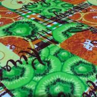 Ткань полотенечная вафельная набивная 45 (050177)