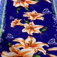 Ткань полотенечная вафельная набивная 45 (050629)