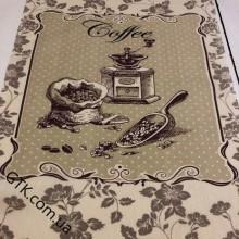 Ткань полотенечная вафельная набивная 45 (050156)