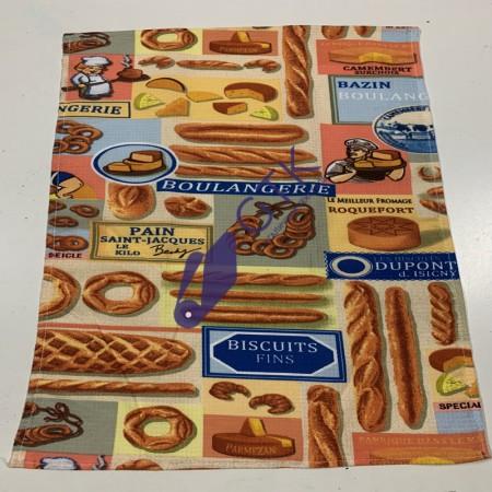 Рушник кухонний вафельний 35х70 (035017)